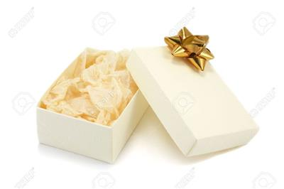 KAS-PV 150 FLÖSKUGRÆ_4785501-a-open-cream-textured-cardboard-gift-box-with-a-gold-metallic-bow-and-crumpled-tissue-paper-on-a-whi.jpg